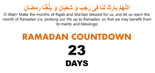 The Ultimate Guide to Prepare for Ramadan Stress!