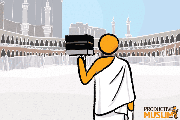 The One Thing You MUST Leave Behind When Going to Hajj | ProductiveMuslim