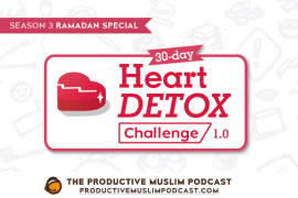 Introducing the Heart Detox Challenge