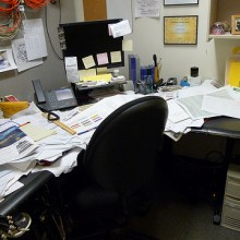 The Well-Organized Freelance Writer's Home Office