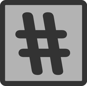 Use these Twitter hashtags for your tweets about productivity and time management.