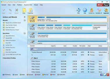 MiniTool Partition Wizard 11 Crack