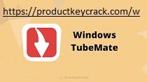 Windows TubeMate 3.20.2 Crack