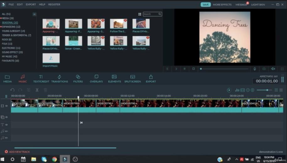 Wondershare filmora gratis para mac