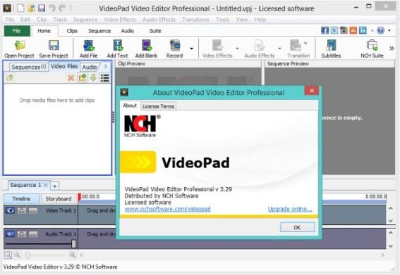 Videopad Registration Code For Free 2019