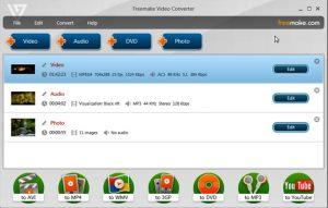 Freemake Video Converter Key 4.1.12.61 + Crack {License KEY} Free