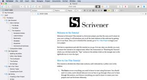 Scrivener 3.1.3 Crack Plus Keygen Full Version Windows + MAC