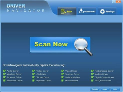 Driver Navigator V3.6.9 license key Full Version Download