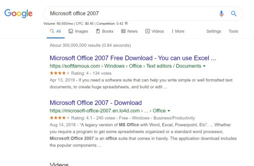 Microsoft office 2007 Crack Product Key Full Free Download (Activator)