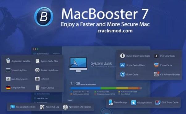 MacBooster 7.2.0 + License Key Crack Latest 32/64 Bit