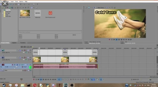 Sony Vegas PRO 13 Crack Plus Serial Number Free Download