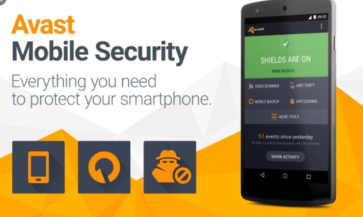 Avast Mobile Security Pro APK Latest 2020