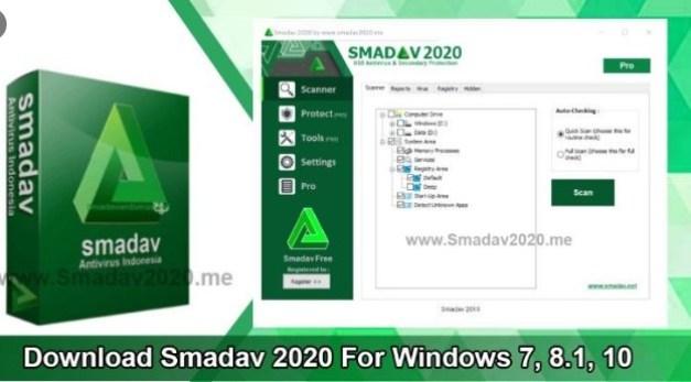 Smadav Pro 2020 V13.7 Serial Key Free Download [Full]