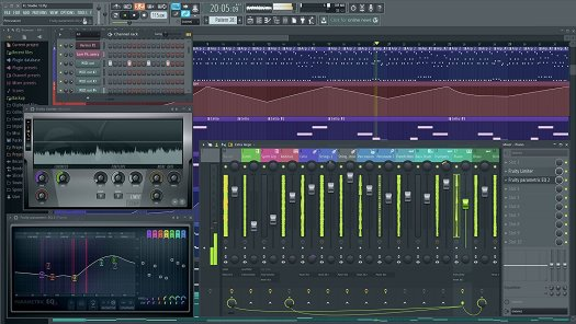 FL Studio 20.0.2.477 Crack Registration Key Windows + MAC