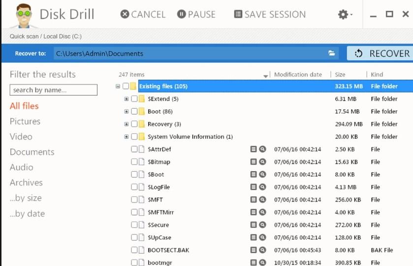 Disk Drill 3 7 934 Activation Code, Keygen With Crack [Win + Mac]