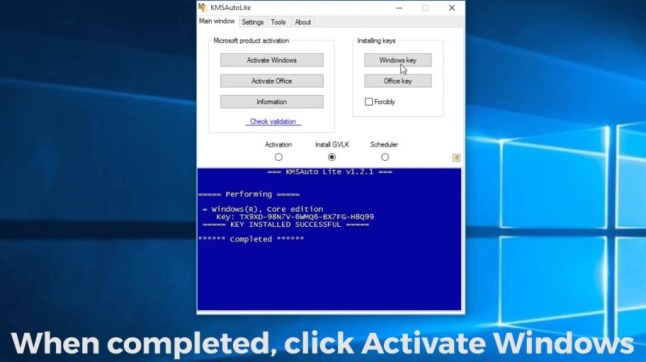 Windows 10 Loader Activator by DAZ IS Here!