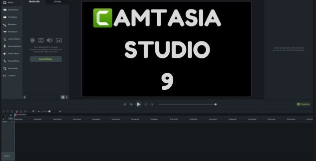 Camtasia Studio 9 Crack Free Download Full Version {Serial Key}