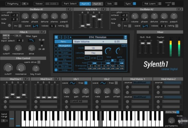 Sylenth1 3.065 Crack Keygen Free Download 2020 {Win + MAC}