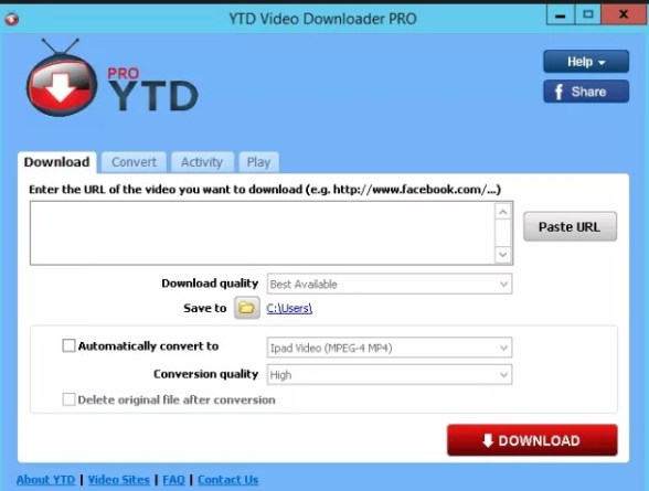YTD PRO CRACK 6 WITH FULL VERSION DOWNLOAD {FREE}