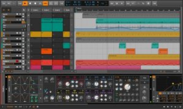 Bitwig Studio 2.4.3 Crack Torrent Free Download IS Here!