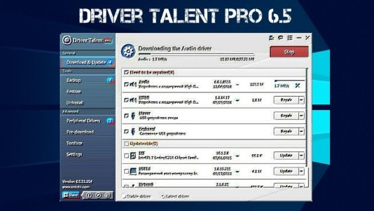 Driver Talent Pro 7.1.14.42 Crack Activation Key (Latest)