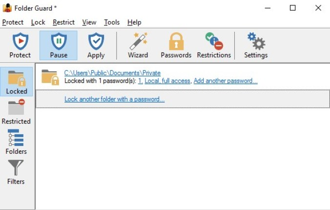 Folder Guard Crack Plus Activation Code {Latest} Free Download