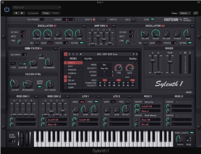 Sylenth1 Crack 3.041 Full Version Download For Windows 7, 8, 8.1