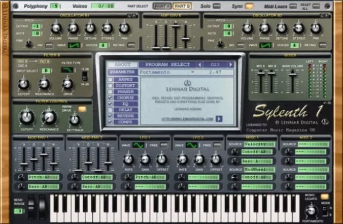 Sylenth1 Crack 3.070 Full Version Download For Windows 7, 8, 8.1