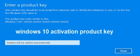 Windows 10 Product Key Generator 2019 (Free Updated)