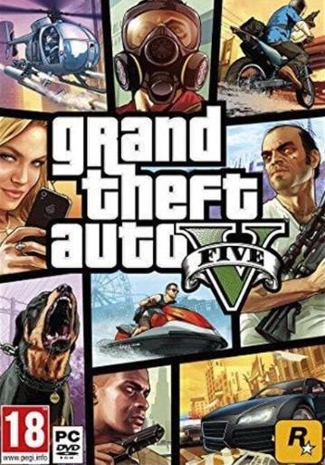 GTA 5 License Key Crack Torrent + Keygen Free Download