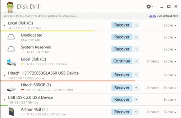 Disk Drill Pro 4.0.499 Crack + Activation Code 2019 {UPDATED}