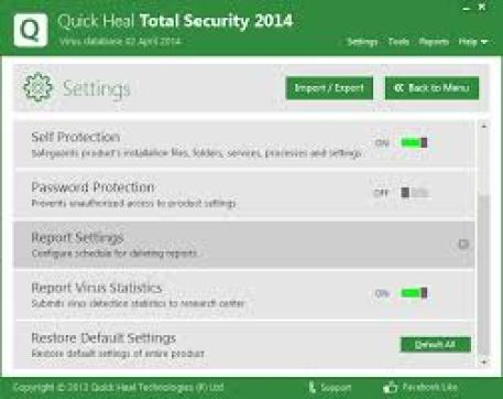 Quick Heal Total Security Product Key