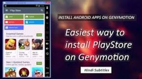 Genymotion 2.10.0 Crack