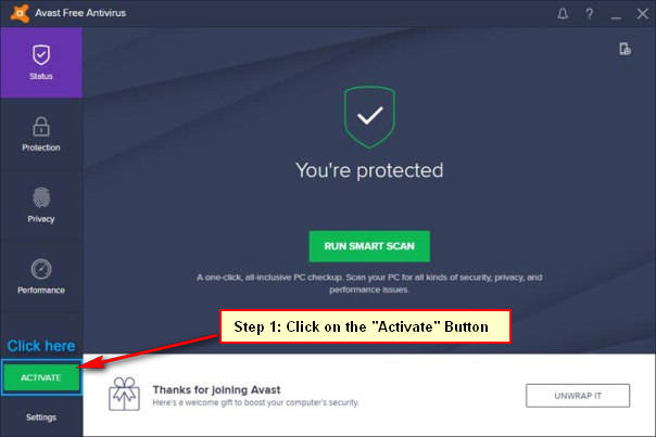 Avast Antivirus 2019 Crack Activation Code Free Download