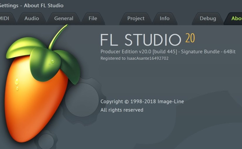 FL Studio 20.0.5.681 Crack with License Key Free Download