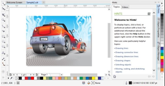 Corel Draw X7 Crack And License Key Full Free Download