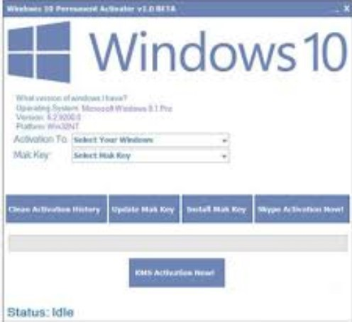 Windows 10 Crack Full Version ISO 32&64 Bit Free Download
