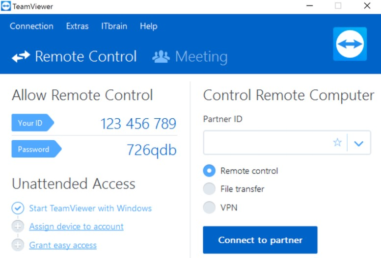 Teamviewer 14.4.2669.0 Cracked + Patch With Serial Keys