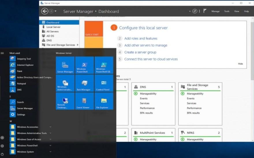 Windows Server 2016 Crack + Product Key Free Download