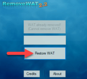 Removewat 2.2.9 For Windows 7, 8, 10