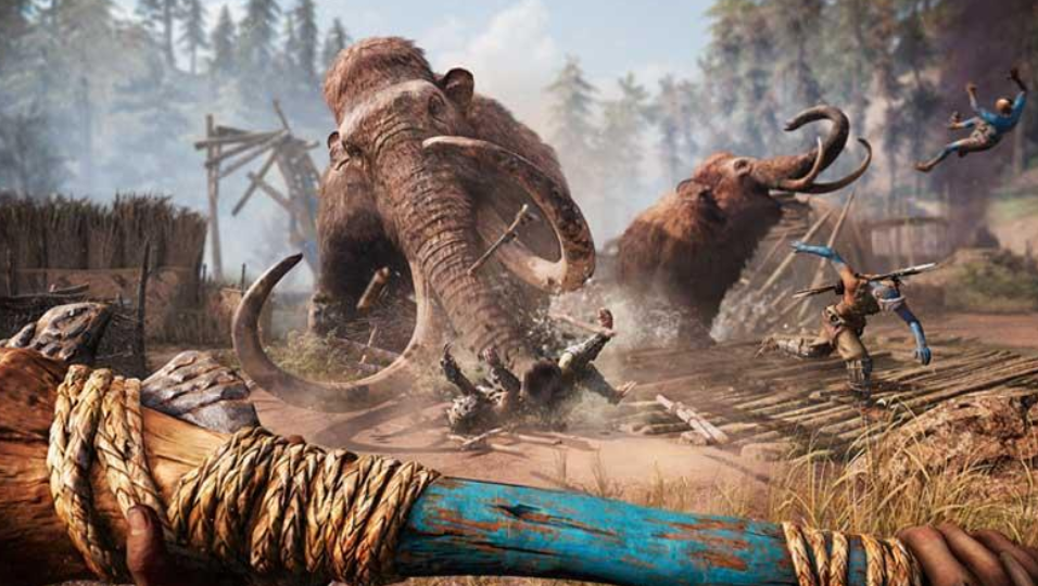 Far Cry Primal Crack Torrent PC Game Free Download
