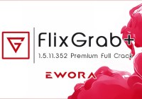 FlixGrab+ 1.5.11.352 Crack & License Key Full Free Download
