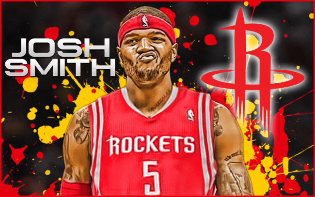 Josh Smith Signs With The Houston Rockets, Scores 21Pts In ...
