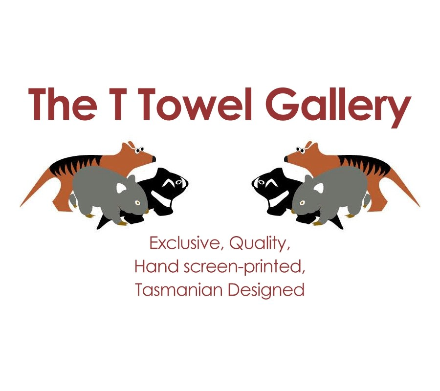 Product of Tasmania, Tassie Designers, the T Towel Gallery