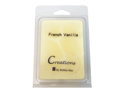 French Vanilla Scented Soy Melts