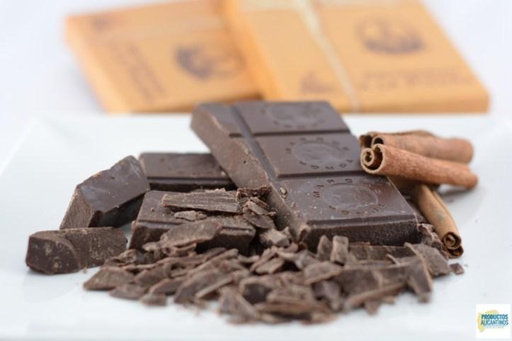 Chocolate a la piedra de Marcos Tonda