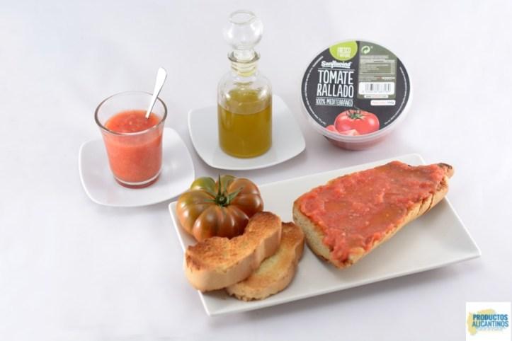 Tomate rallado Sanflavino