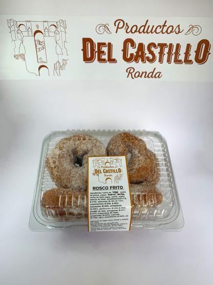 Roscos Fritos Caseros