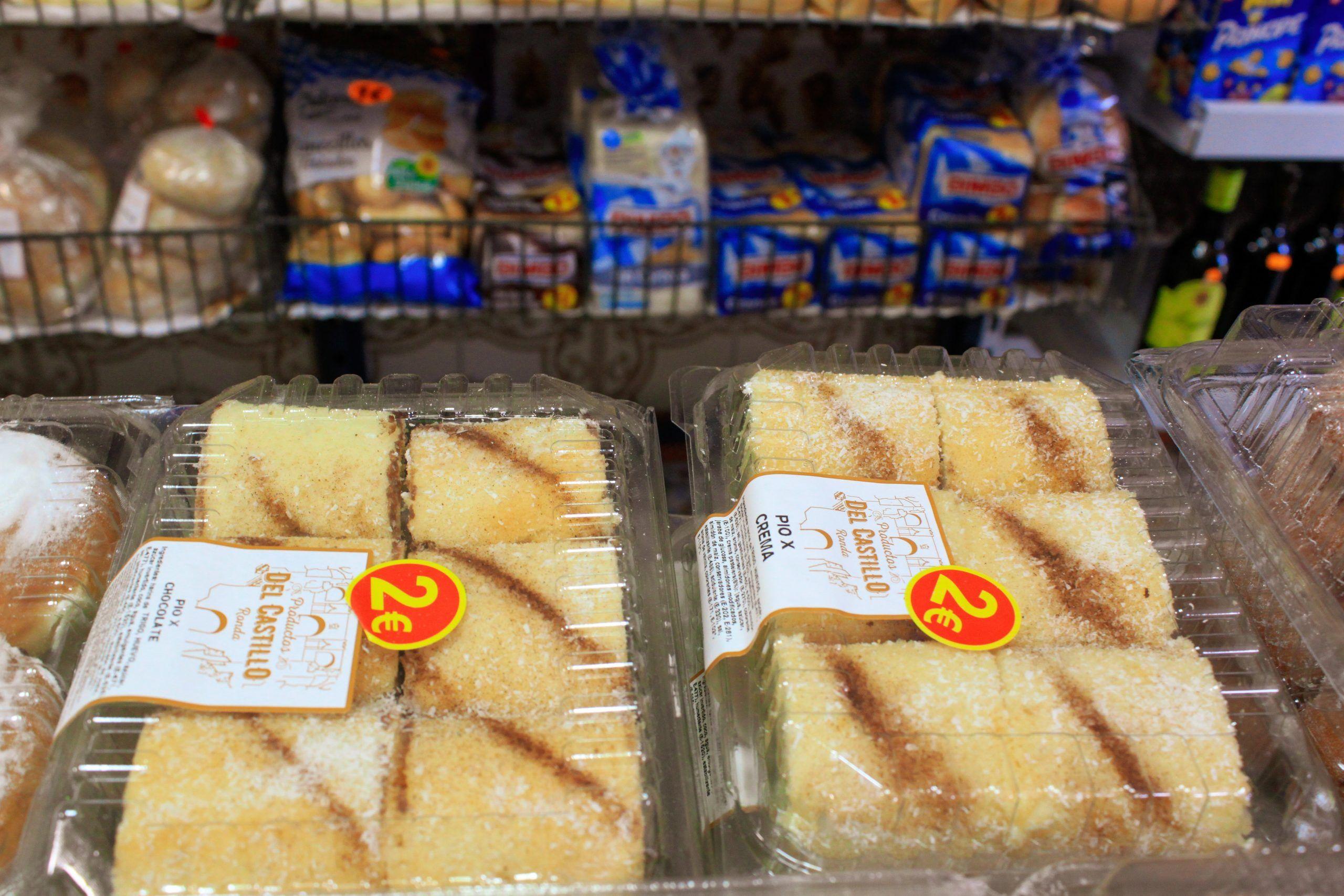 Autoservicio y Panadería San Rafael