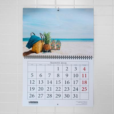 Calendario personalizado (hogar o empresa) 1